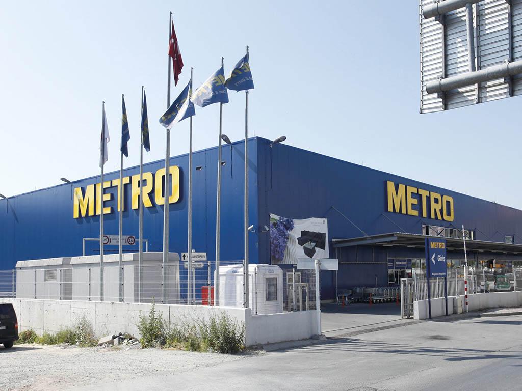 METRO Cash&Carry İstanbul Merter | METRO PROPERTIES ...
